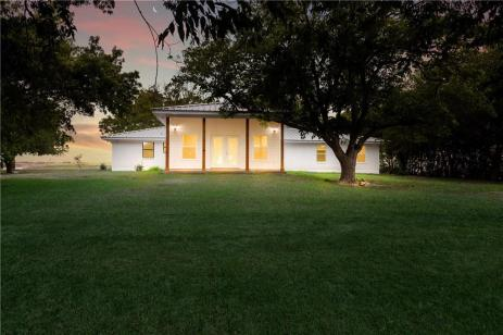 Remodeled Waco Home on Acreage For Sale @ $405K