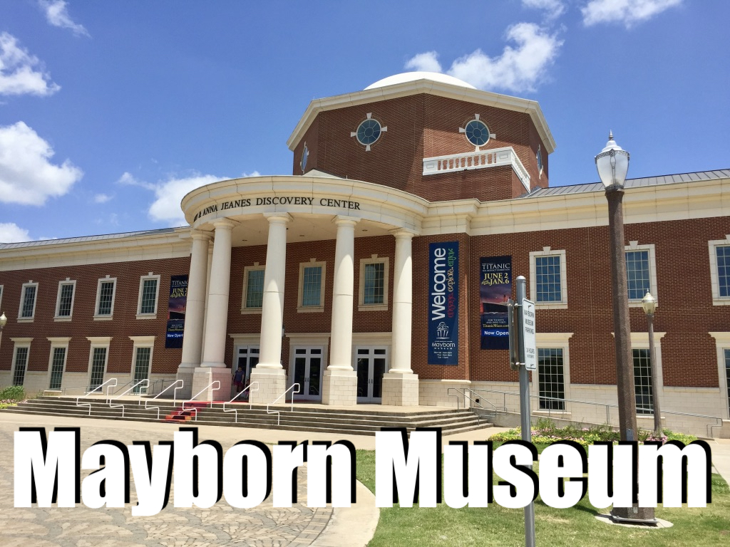 Mayborn Museum in Waco