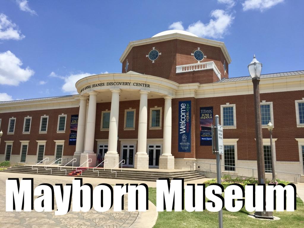 Mayborn Museum in Waco