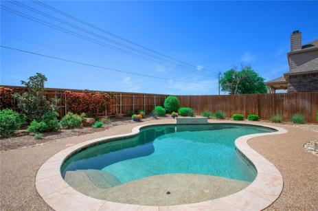 Waco Pool Home For Sale